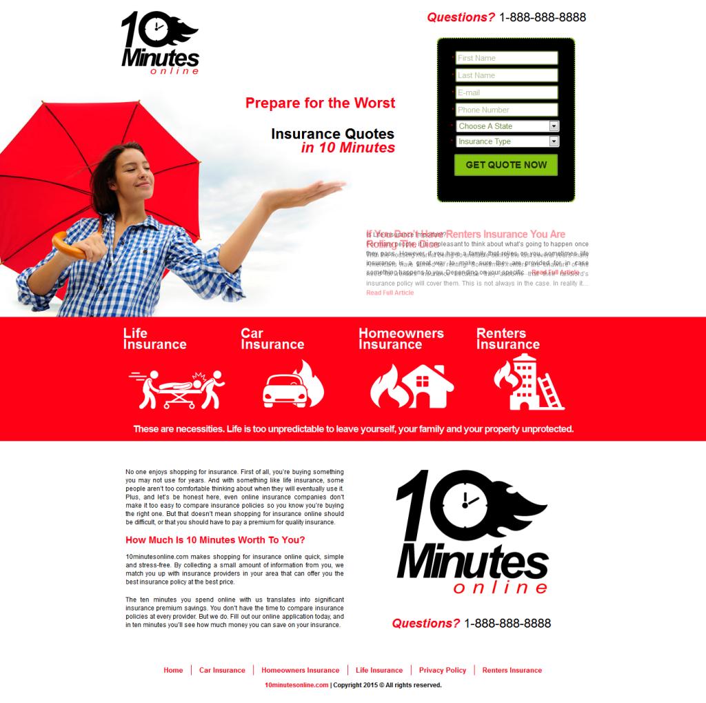 10minutesonlinecom